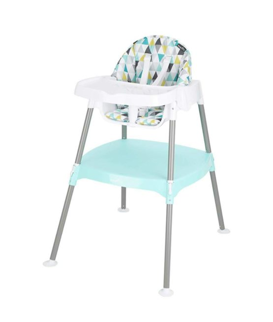 Evenflo 4-in-1 Convertible High Chair- Prism