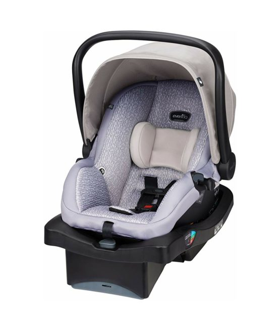Evenflo LiteMax Infant Carrier Carseat – Riverstone