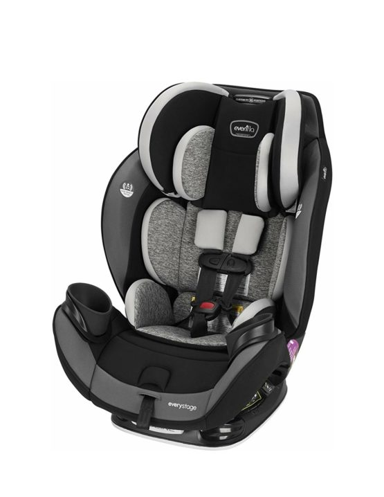 Evenflo EveryStage DLX Convertible Carseat – Canyons