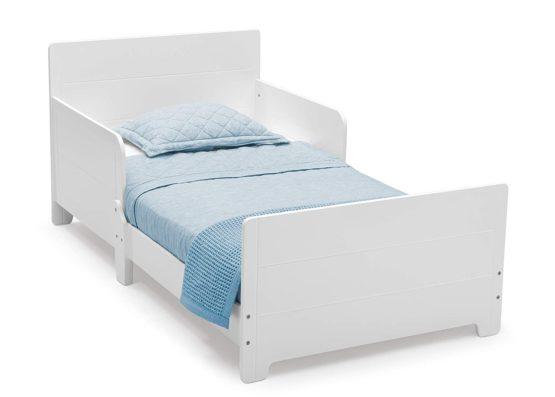 Delta MySize Toddler Bed – White