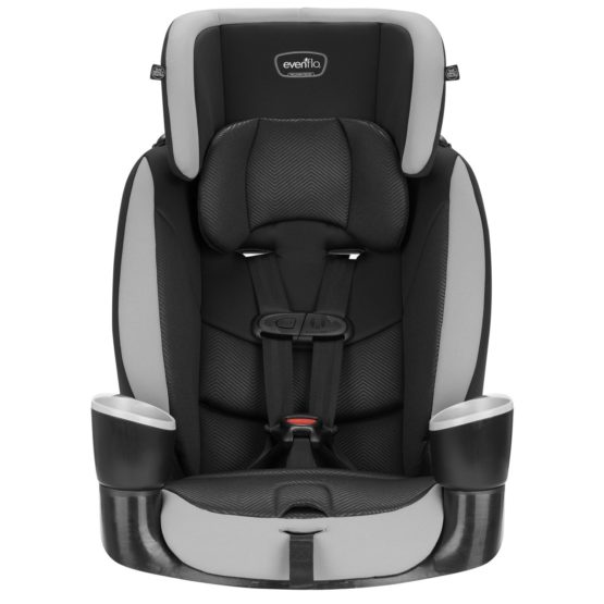 Evenflo Maestro Booster Carseat – Granite