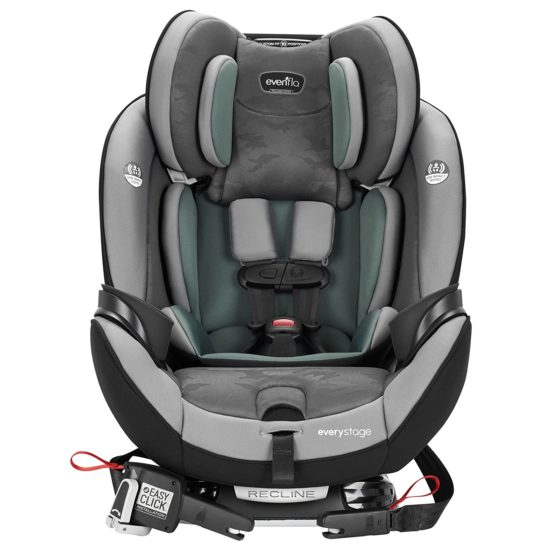 Evenflo EveryStage DLX Convertible Carseat – High Lands