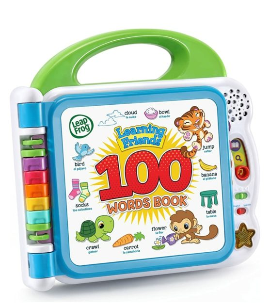 Leap Frog 100 Words Interactive Book – Green