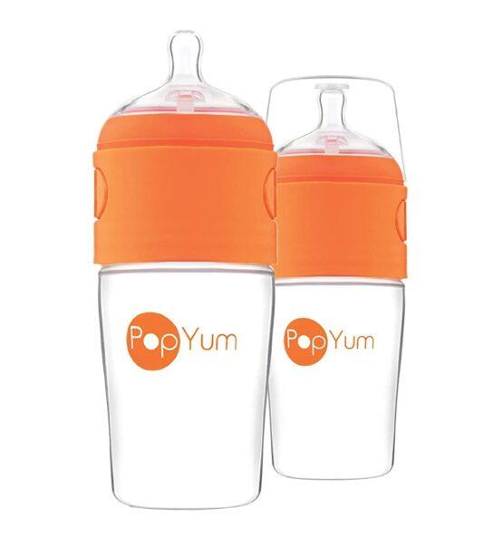 PopYum Anti-Colic Mixing/Dispenser Bottles