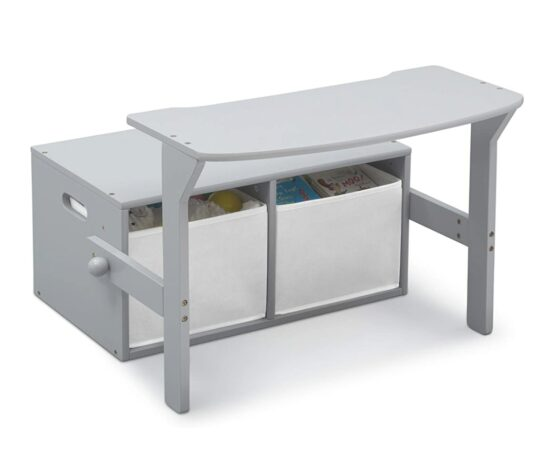 Delta MySize Bench/Desk – Grey